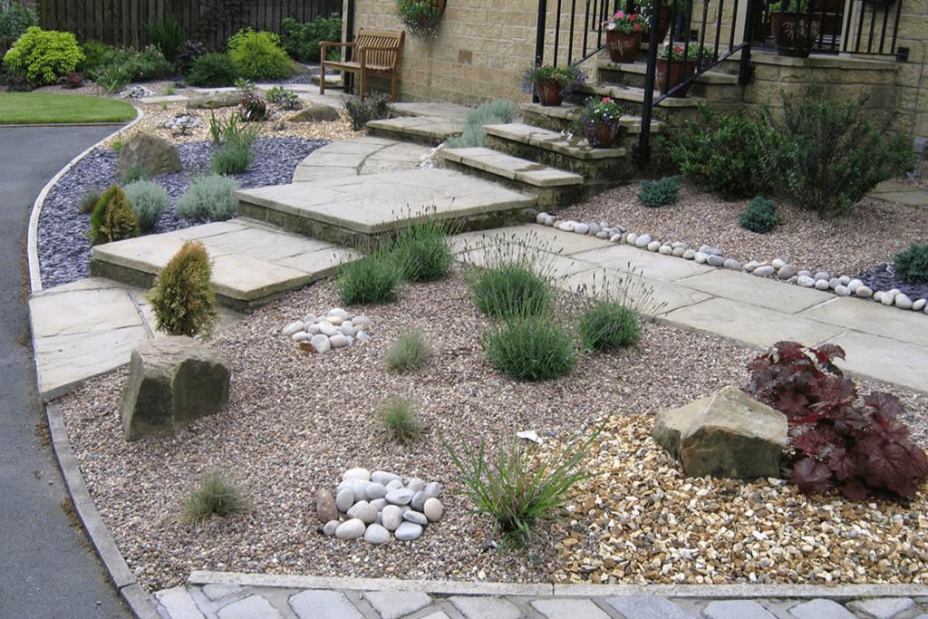 Landscape Creations – Gravel Gardens 1