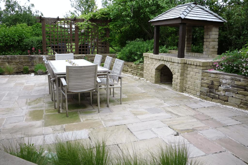 Landscape Creations – Relaxing Garden For Entertaining 3