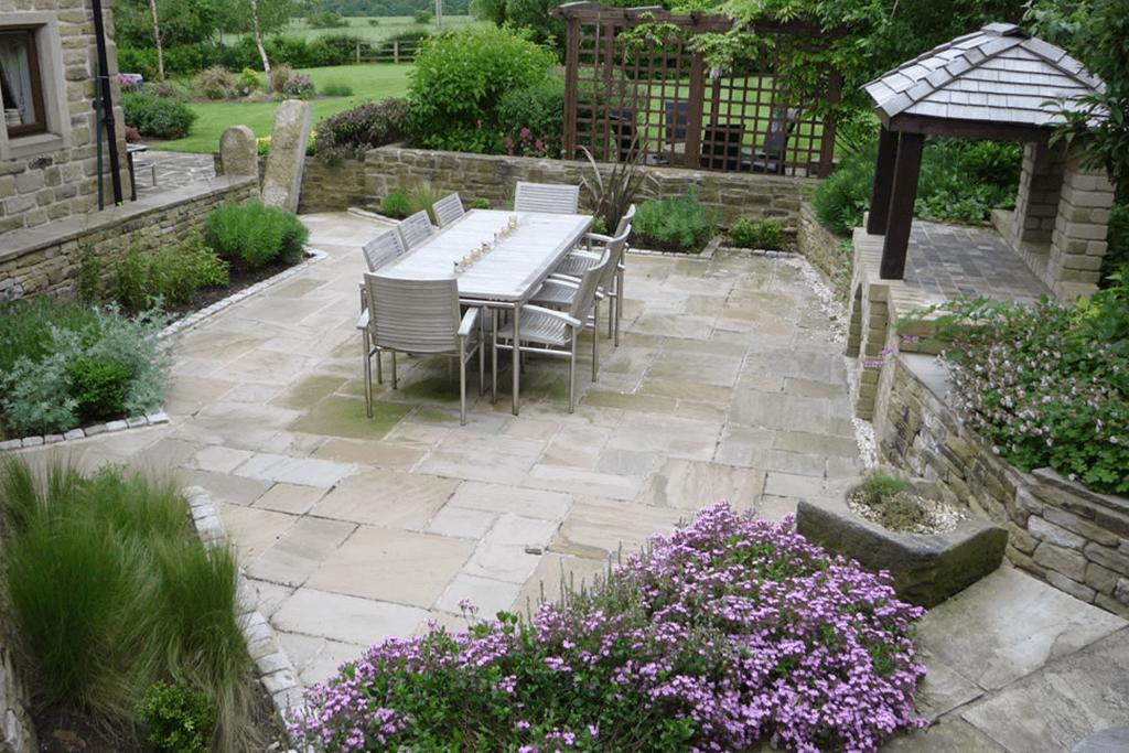 Landscape Creations – Relaxing Garden For Entertaining 4